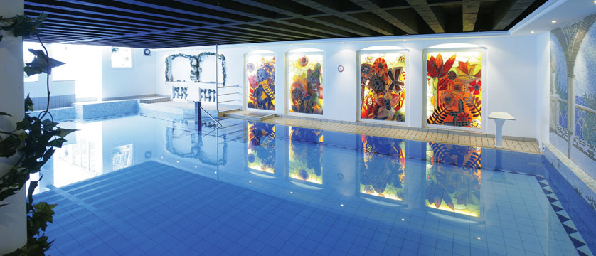 Hotel Rex Garni, Zermatt, Switzerland - indoor pool.jpg